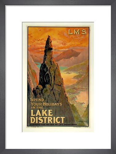 Lake District by Anonymous