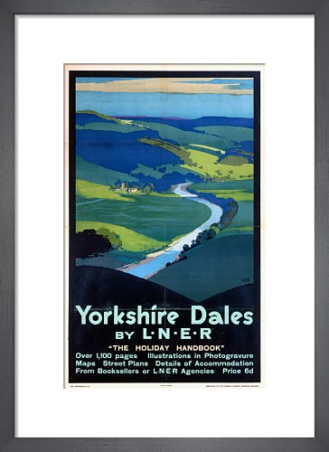 Yorkshire Dales - Holiday Handbook by Anonymous