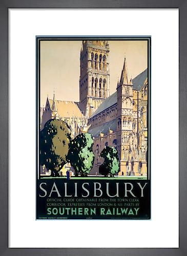 Salisbury by Anonymous
