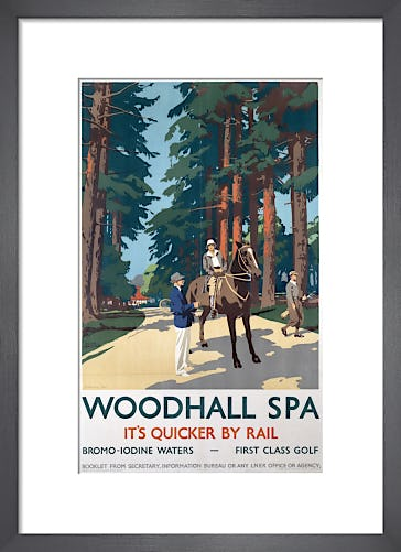 Woodhall Spa - Woodland by Anonymous