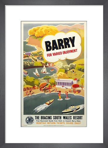 Barry - Bracing South Wales Resort by Anonymous