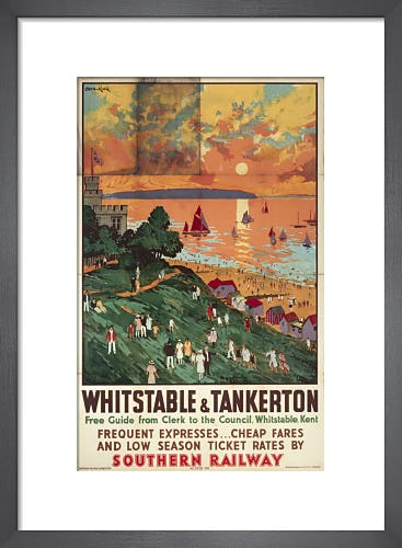 Whitstable and Tankerton by Anonymous
