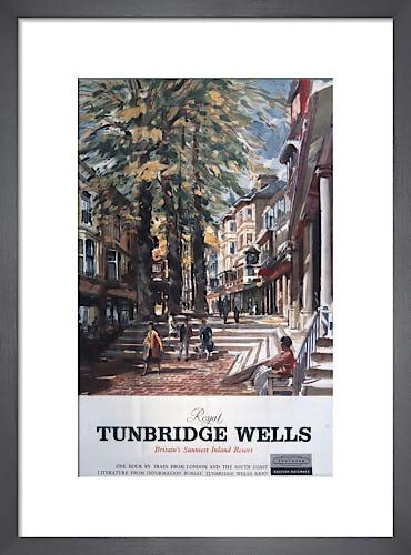 Royal Tunbridge Wells - Pantiles by Anonymous