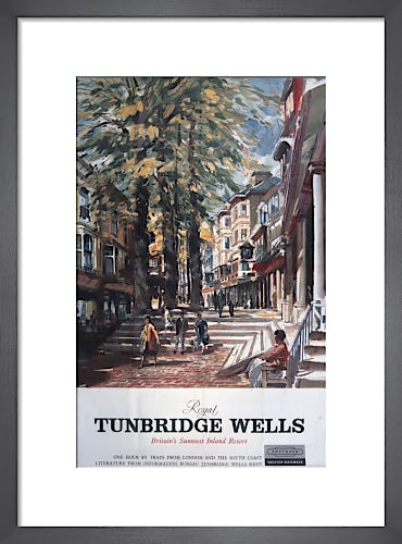 Royal Tunbridge Wells - Pantiles by Anonymous
