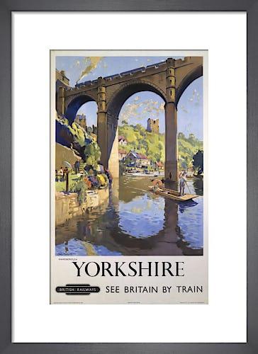Yorkshire - Knaresborough by Anonymous