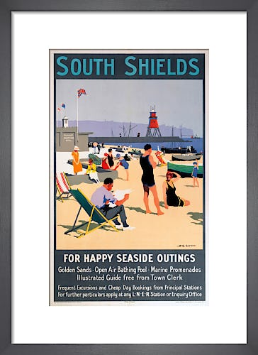 South Shields by Anonymous