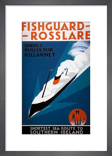Fishguard-Rosslare by Anonymous