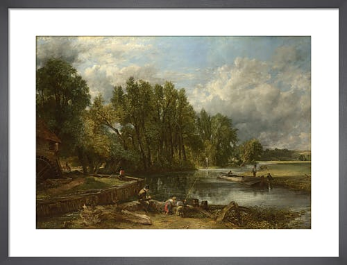 Stratford Mill by John Constable