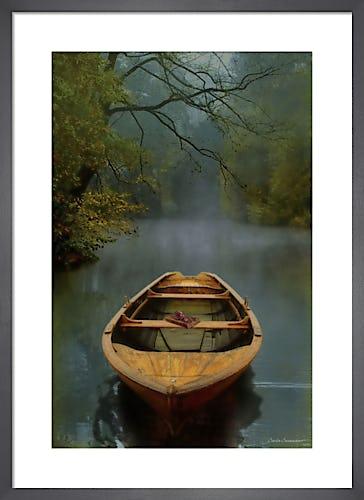 The Old Lake by Carlos Casamayor