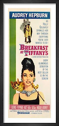 Breakfast at Tiffany's - Insert by Cinema Greats