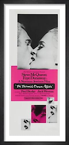 The Thomas Crown Affair by Cinema Greats