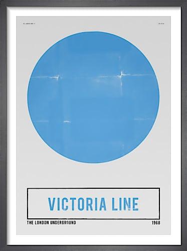 Victoria Line by Nick Cranston