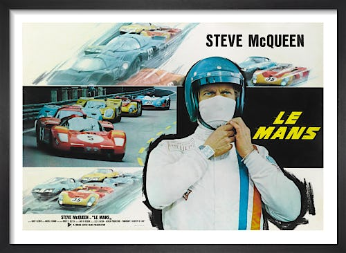 Le Mans by Cinema Greats