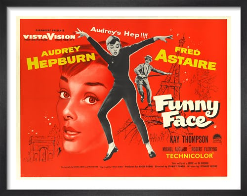 Funny Face by Cinema Greats