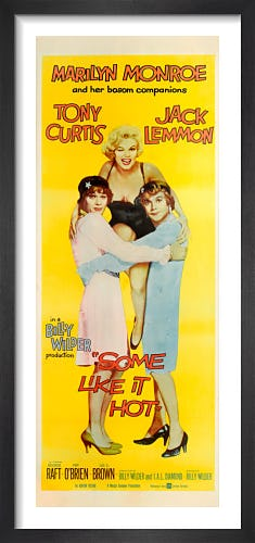 Some Like It Hot by Cinema Greats