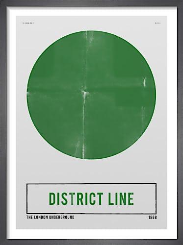 District Line by Nick Cranston