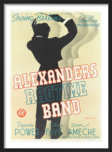 Alexanders Ragtime Band by Cinema Greats