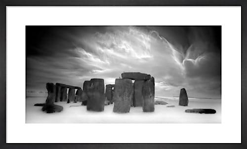 Stonehenge by Marcin Stawiarz