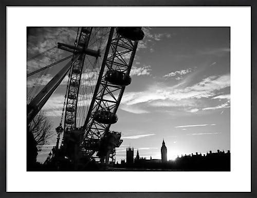 Parliament sunset by Niki Gorick