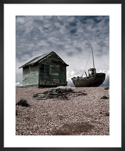 Dungeness by Gill Copeland