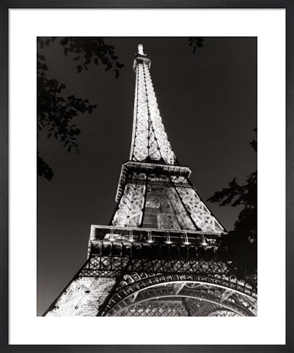 Eiffel Tower by Christopher Bliss