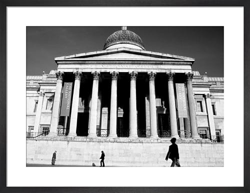 Visit to the National Gallery by Niki Gorick