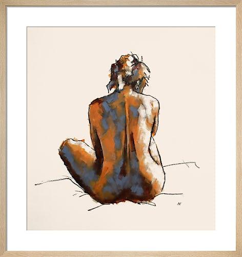 Life Drawing 1 by Nicola King