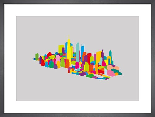 New WTC Isometric by Yoni Alter