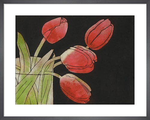 Tulips by Rosie Scott