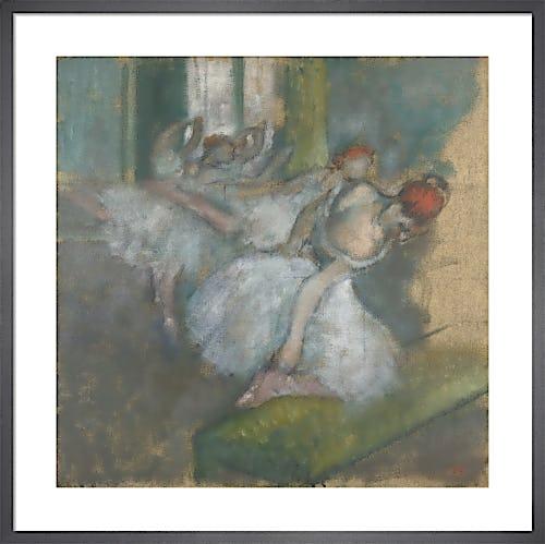 Ballet Dancers by Edgar Degas
