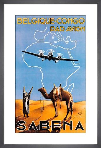 Sabena, 1930 by Anonymous