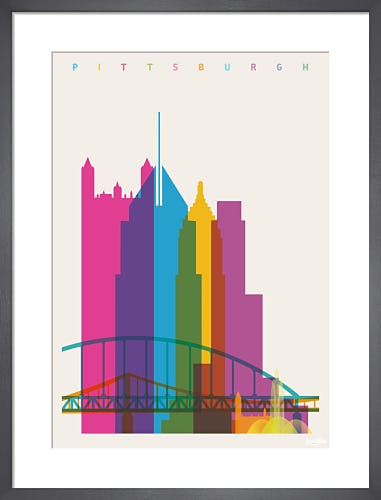 Pittsburgh by Yoni Alter