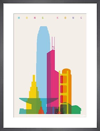 Hong Kong by Yoni Alter