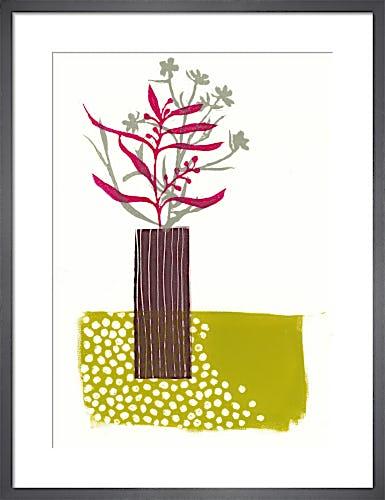 Hedgerow Flowers by Fiona Howard