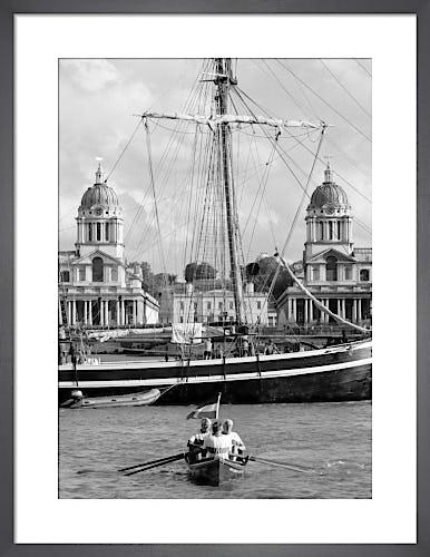 The Great River Race, Greenwich by Niki Gorick