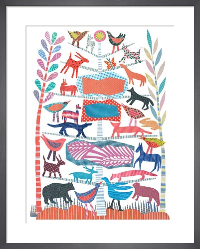 Norse Animals by Jane Robbins