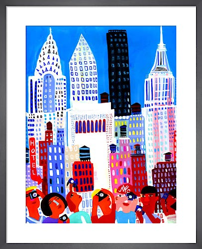 I Love NYC by Christopher Corr