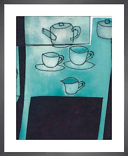 Tea Cups by Rosie Scott