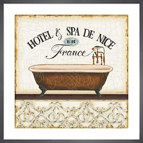 Spa & Resort II by Lisa Audit