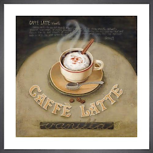 Caffé Latte by Lisa Audit