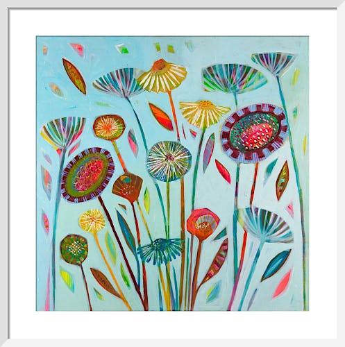 August Fields by Shyama Ruffell