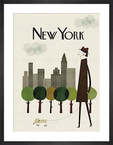 New York by Blanca Gomez