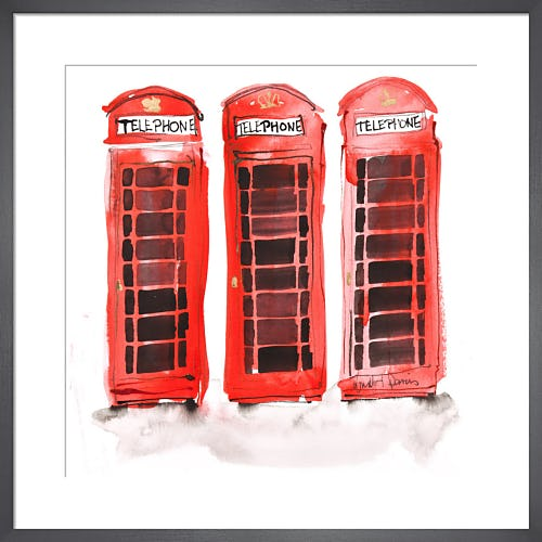Telephone Trio by Bridget Davies