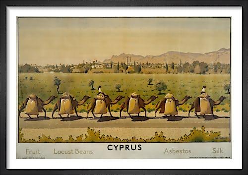 Empire Marketing Board - Cyprus by Keith Henderson