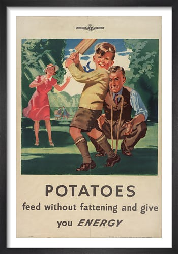Potatoes - Feed Without Fattening from Imperial War Museums
