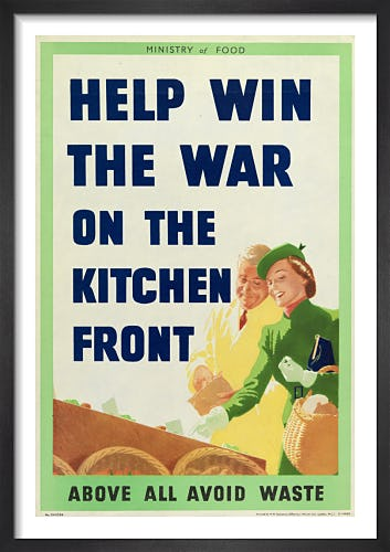 Help Win the War on the Kitchen Front from Imperial War Museums
