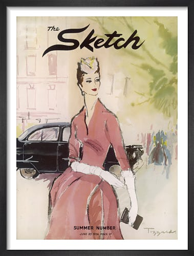 The Sketch, 30 June 1956 by Tizzard