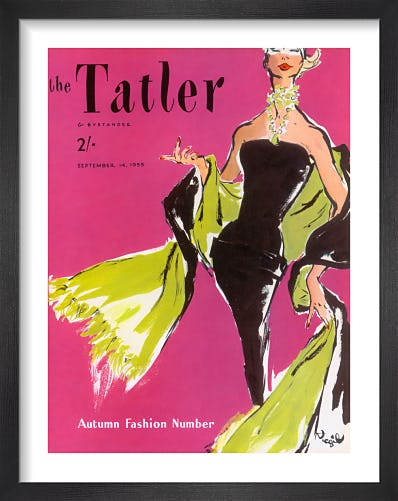 The Tatler, September 1955 by Tatler