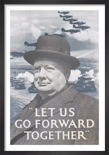 Let Us Go Forward Together from Imperial War Museums