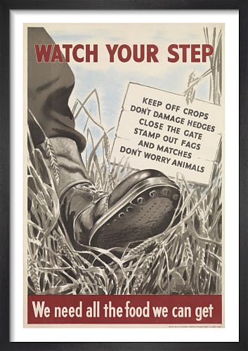 Watch Your Step from Imperial War Museums
